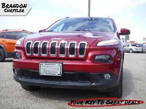 2016 Jeep Cherokee North ~ Demo Unit, Gently Used With Low KM!