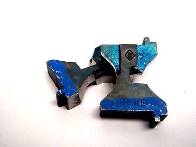 Semtorq Fc6 Series Blue Blades Set Of 2 For Tip Dresser Cutter Welder