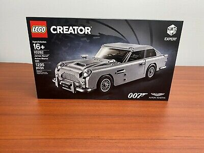 LEGO 10262: Creator James Bond Aston Martin DB5 **SEALED BOX**
