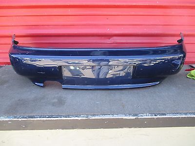 1998 1999 2000 98 99 00 BMW Z3 4 Cyl OEM  Rear Bumper Cover 51128397515
