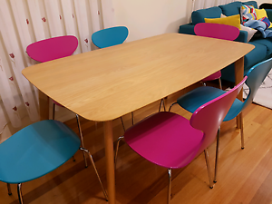 Dining table brand new and 6 chairs Roxburgh Park Hume Area Preview