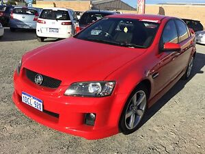 2008 Holden Commodore sv6 auto  Sedan only 94,000 klms Silver Sands Mandurah Area Preview