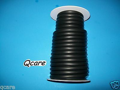 50 Feet Black Rubber Latex Tubing 14id 38od Surgical 50ft Reel 116 Wall
