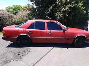 Car Mercedes Kurrajong Hills Hawkesbury Area Preview