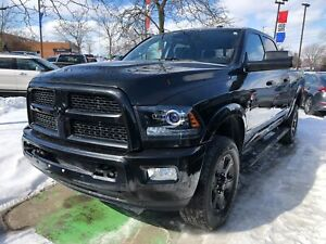2017 Ram 2500 LARAMIE,SUNROOF,NAVIGATION,LEATHER