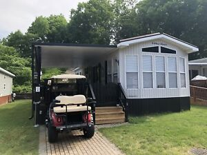 Sherkston Shores!! Immaculate 3 bedroom trailer available