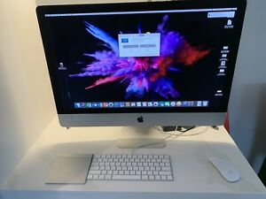 Mac 27 inch 3.5 GHZ ,i7 intel core mid 2013 Model