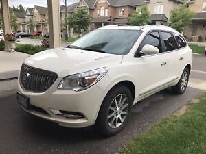2015 Buick Enclave- Lease Takeover