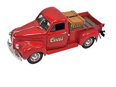 ERTL Collectible Coors Die Cast Metal1947 Studebaker Pickup