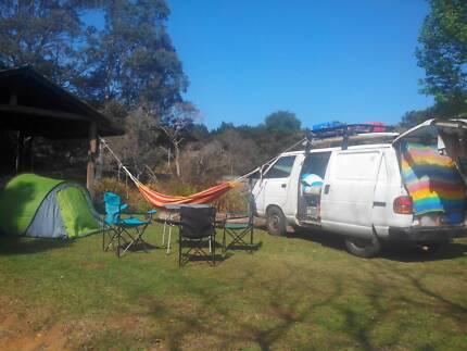 Camper Van Toyota