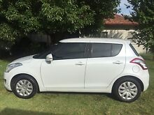 2012 Suzuki Swift GL - with 8 Year Warranty Hunters Hill Hunters Hill Area Preview