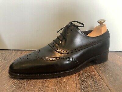 John Lobb Mens Lace Ups, Black, Good Condition, Size 10 E UK