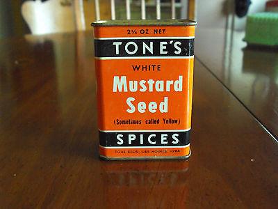 Tones Mustard Seed 2 1/4 oz.
