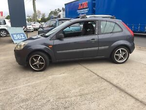 2007 Ford Fiesta Manual(trade ins welcome)