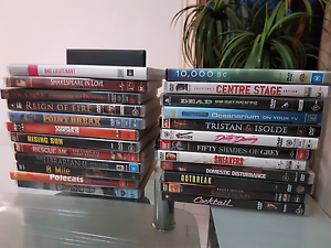 Dvds. Some brand new and seal and preloved Shailer Park Logan Area Preview