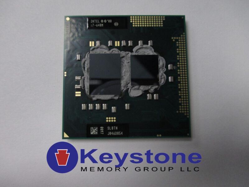 Intel Core i7 640M 2.8GHz Dual-Core Processor *km