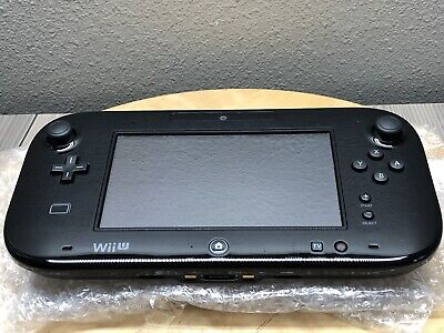 CLEAN! Official Genuine Nintendo Wii U Gamepad (WUP-010 USA) - TESTED