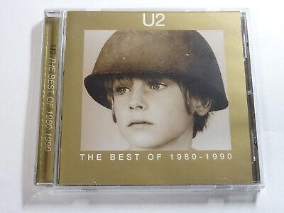 U2 - The Best Of 1980 - 1990  - CD comprar usado  Enviando para Brazil