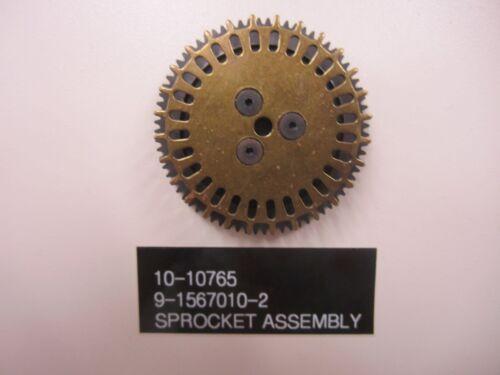 *NEW* Quad Feeder Components, ASSY, METAL SPROCKET 10-10765  PKG 4
