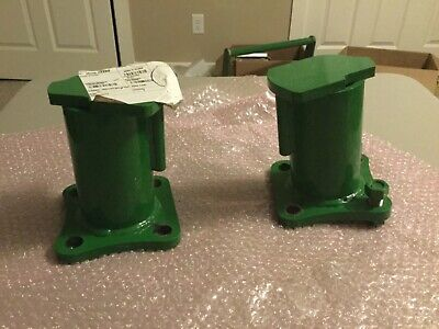 John Deere Cab Tractor Loader Mounting Brackets Bw15456 300xcx 400xcx H16065