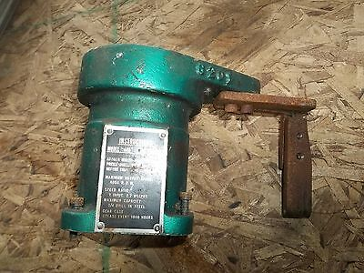 Commander Ettco Tool Multi-drill 400 Drill Tap Head Housing 6201