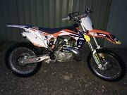 2014 ktm 250sx Richmond Hawkesbury Area Preview