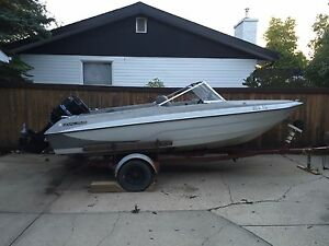 1979 17ft Glastron, 115hp Mercury outboard
