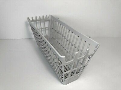 Whirlpool MAYTAG Dishwasher Utensil Holder Cutlery Basket W11175758 UNUSED Gray