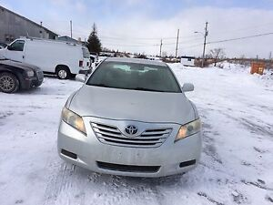 2007 Toyota Camry Le Sedan $6300 HST Included!