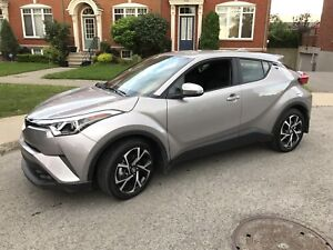 Transfert de location Toyota C-HR lease takeover