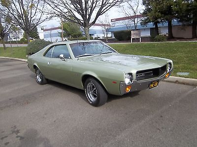 beautiful 1968 javelin 4 speed with air conditioning gauges and tach used amc javelin for sale. Black Bedroom Furniture Sets. Home Design Ideas
