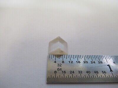 Optical Mini Prism Glass Optics As Pictured W2-b-32