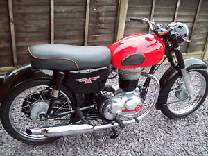 CLASSIC 1962 MATCHLESS 350 ...
