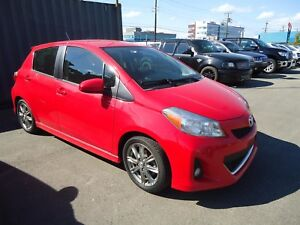 2012 Toyota Yaris LOADED, PW, PL