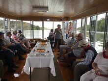 Class 1E vessel in survey, licensed for 40 passengers Mannum Mid Murray Preview