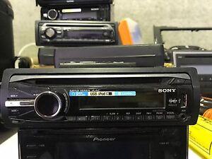 Sony CDX-GT590UI head unit Port Melbourne Port Phillip Preview