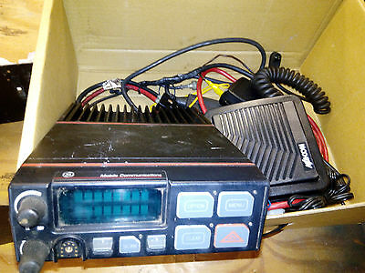Ma Com 2-way Radio Model D2hmcx Vhf Mobile 50 Watt