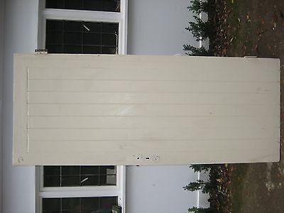 Victorian wood reclaimed door