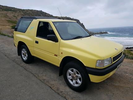 1995 Holden Frontera Sports 4x4