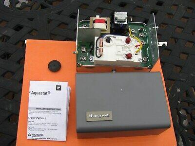 Brand New - Honeywell L8124c1003 Triple Aquastat Relay - No Box