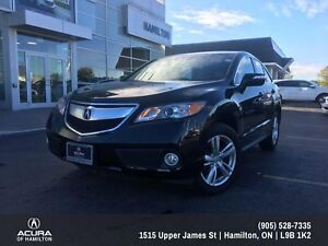 2015 Acura RDX Navigation and TECH package!!