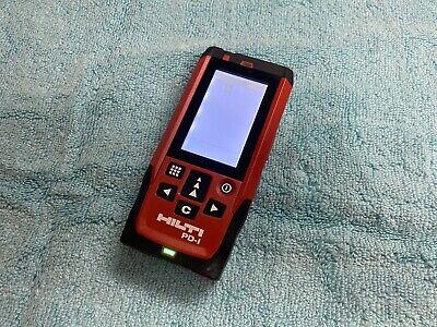 Hilti Pd-i Laser Range Distance Meter Pulse Power No Pouch