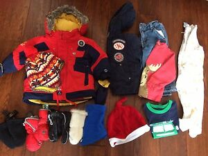12 month winter clothes. Smoke free home