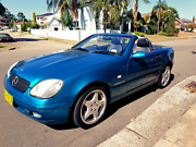 Mercedes SLK230 Convertible Bossley Park Fairfield Area Preview