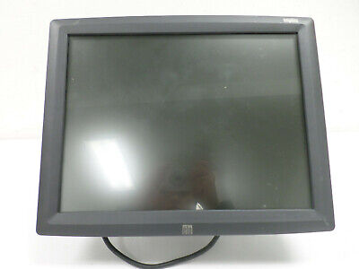 """ELO ESY1529L-8UWA-1-XP 15/"""" LCD DISPLAY TOUCH TOUCHSCREEN POS MONITOR COMPUTER"""
