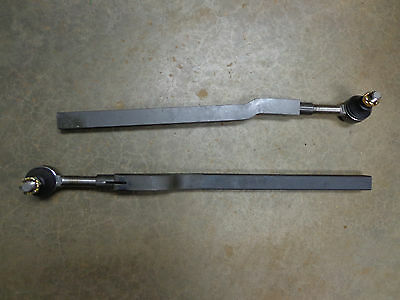 John Deere 520 530 620 630 730 720 Square Tube Wide Front End Tie Rod And End