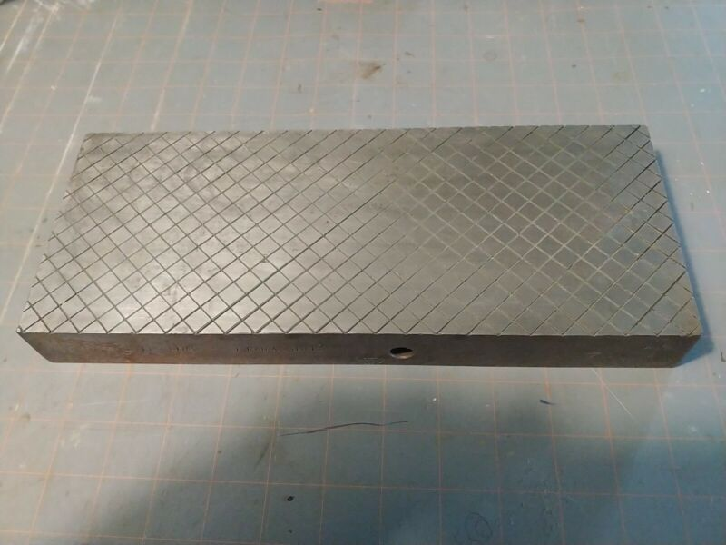 """12""""x5"""" Lapping Plate"""