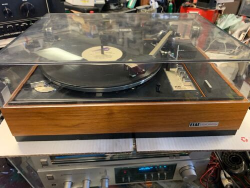 Vintage  Miracord ELAC 770H Turntable AUTO 3 SPEED -  Tested great condition