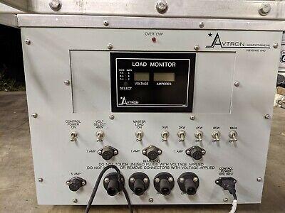 Avtron 25kw 13 Phase 240480 Generator Load Bank