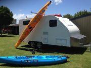 Toy hauler caravan Alstonville Ballina Area Preview